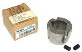 Nib Dodge 119054 TAPER-LOCK Bushing 1615 X 1-3/8 Kw - $15.95