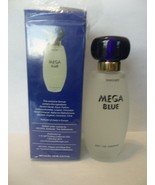 Wagner MEGA BLUE Eau De Parfum EDP Perfume Oil Women 3.33 oz New NIB - $17.82