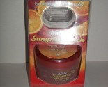 Nad's SANGRIA PUNCH Natural Warm Gel Smoothes Skin Women 6 oz/170g New
