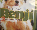 Joe Camp's BENJI 2 Off the Leash DVD