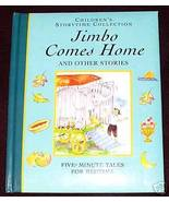 JIMBO COMES HOME and Other Stories - $5.00