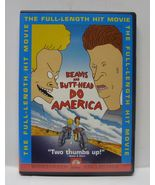 Beavis and Butt-Head Do America dvd - $5.99