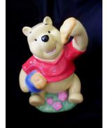 Winnie the Pooh Ceramic Bank Enesco Disney Honey Pot - $18.57