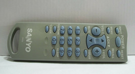 Sanyo TV Remote Control FXTG Tested Working - $9.51