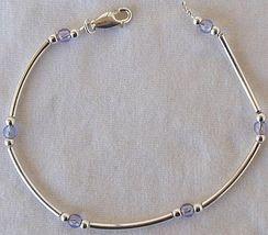 Light purple silver bracelet ab 2 thumb200