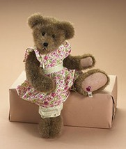"Boyds Bears ""Brianna"" 13"" Heart to Heart Bear #902030 -NWT-  2008- Retired - $26.99"