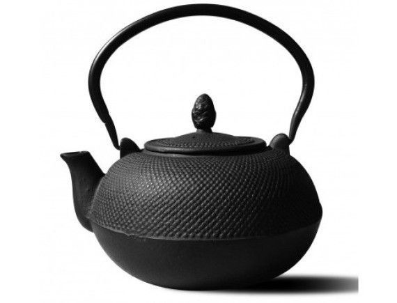 Primary image for Old Dutch Tetsubin 6 Quart Cast Iron Hakone Teapot/Wood Stove Humidifier