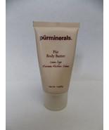 Purminerals Pur Minerals BODY BUTTER Lemon Sage Maximum Moisture Creme 1... - $6.93