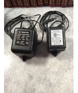 Universal AC Adaptors 120VAC Multipurpose Calculators Lot Of 2 - $5.00