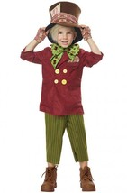 Lil' Mad Hatter Costume - Toddler - $23.95