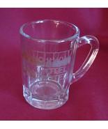 Junction 56 Hotel Motel Watson 3 oz Shot Glass Beer Mug Barware - $2.99
