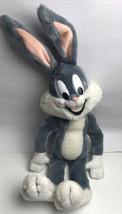 "Vintage 1990 Bugs Bunny 50th Birthday Anniversary Plush 18"" Figure Warne... - $14.85"