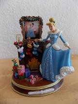 "2011 Disney's Holiday For A Princess ""Cinderella's Surprise"" Illuminated... - $50.00"
