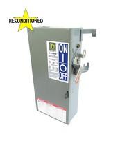 Square D PQ3610GJ 100 Amp 600 Volt 3P3W Fusible Busway Switch Bus Plug - $795.00