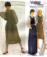 Vintage Vogue GEOFFREY BEENE DESIGNER Pattern 2... - $9.99
