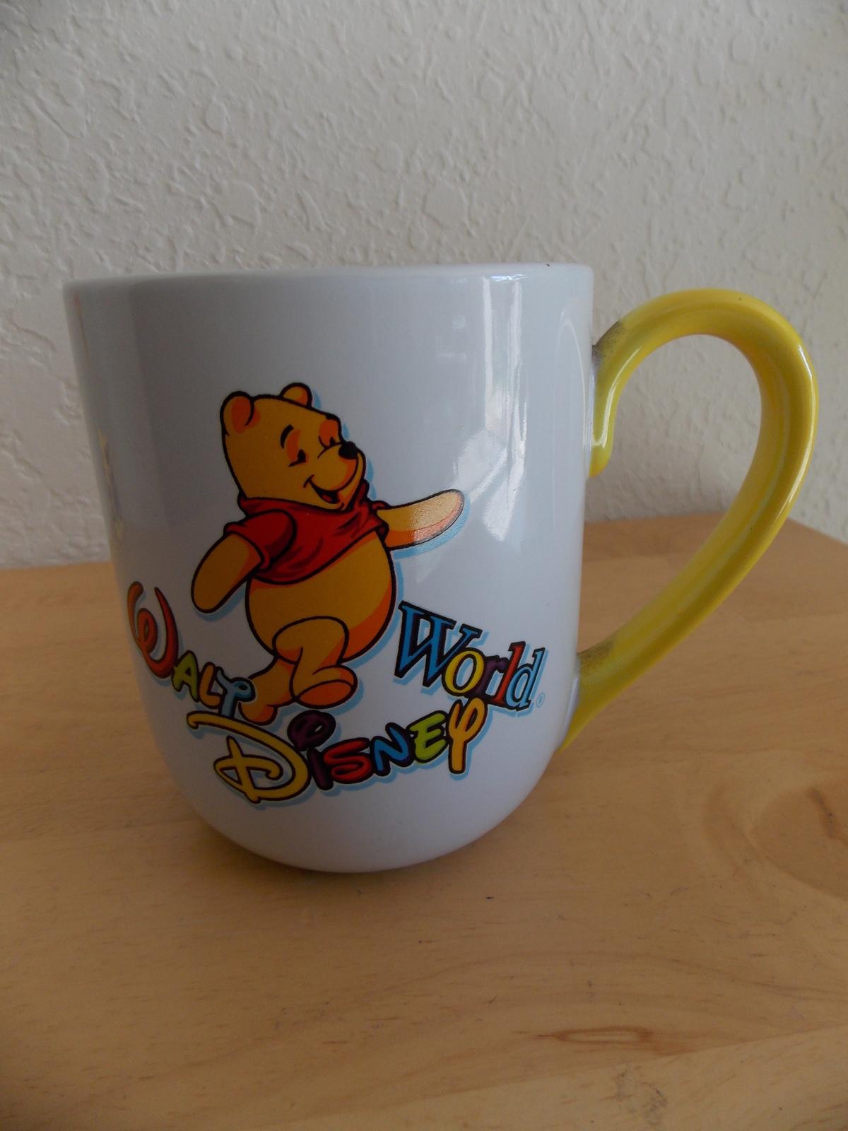 Walt Disney World Winnie the Pooh Coffee Mug