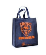 2 NFL Chicago Bears Recycle/Reusable Grocery/Tote Bag NWT - $7.50