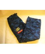 Disney Pixar Cars Blue Camouflage Zip Off Pants Shorts Size 6X 100% Poly... - $11.88