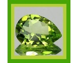 Peridot pear large 7.40x5.44 1.00ct thumb155 crop