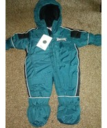 Philadelphia Eagles Infant Snowsuit 0/3 months detachable mittens and fo... - $15.50