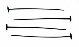 Universal Electric Radiator Fan Plastic Rod Heavy Duty Mounting Strap Kit image 2
