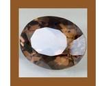 Smoky quartz oval 12cts thumb155 crop