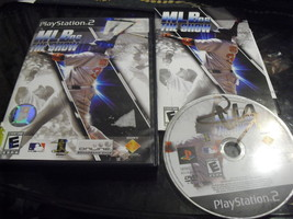 MLB 06 The Show - PlayStation 2 - PS2 Tested & Working Complete Video GAME - $4.15