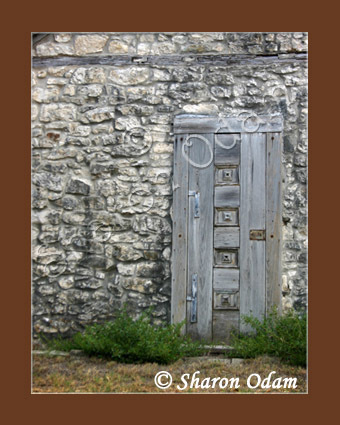 The Old Church Door - Fine Art Print - MS0059C