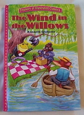 Children Book The Wind in the Willows by Kenneth Grahame