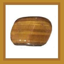 Tumbled & Polished TIGER'S EYE Quartz Loose Gemstone - $9.99
