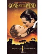 Gone With the Wind (VHS, 1998, Digitally Re-Mastered Color) - $12.95