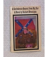 Confederate General from Big Sur Richard Brautigan - $12.00