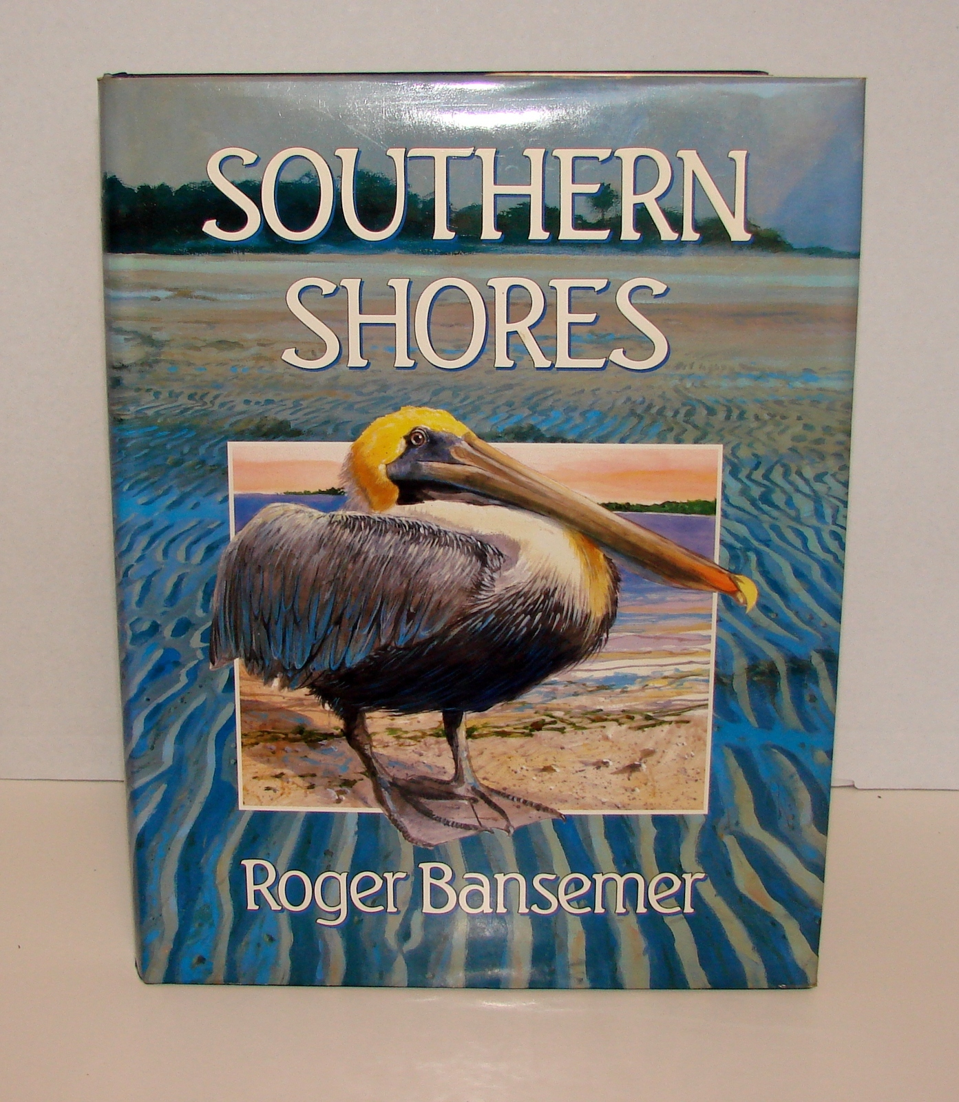 Southern Shores by Roger Bansemer Signed and Inscribed Coffee Table Book
