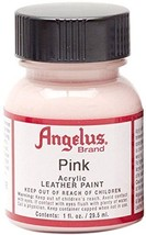 Angelus Brand Acrylic Leather Paint Water Resistant 1 oz - Select Your C... - $6.76