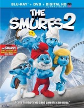 Smurfs 2 (2013/Blu-Ray/DVD Combo/Ultraviolet/2 Disc/Dol Dig 5.1/Ws 1.85)
