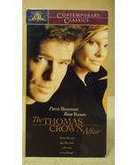 MGM Pictures The Thomas Crown Affair VHS Movie ... - $4.69