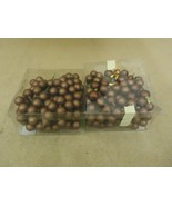 Designer Two Boxes Hanging Balls Decorative 1in... - $20.19