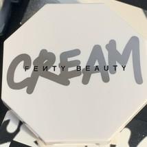 NEW IN BOX Fenty Beauty Cheeks Out Cream Blush In FUEGO FLUSH Soft Mandarin image 2