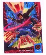 GAMBIT  '94 Fleer Ultra X-Men Super Heroes Trading Card Marvel Comics # 4 - $1.53