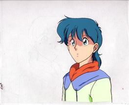 """Ashita e Free Kick """"Syun Godai"""" Anime Cel (0191) - $5.00"""