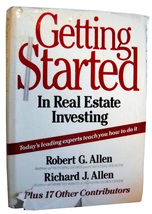 Allen: Getting Started in Real Estate Investing by Robert and Richard Al... - $9.60
