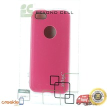 Beyond Cell InFlex V2 TPU Ultra Slim Case for Apple iPhone 5s/5 (Pink/Purple) - $21.99