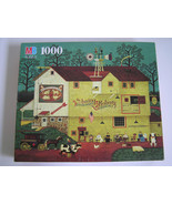 1992 Charles Wysocki Next Dr Irving Roberts 1000 PC Jigsaw Puzzle Milton... - $9.50