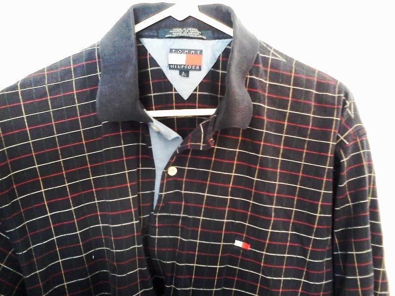 Tommy Hilfiger L short sleeve - $12.50