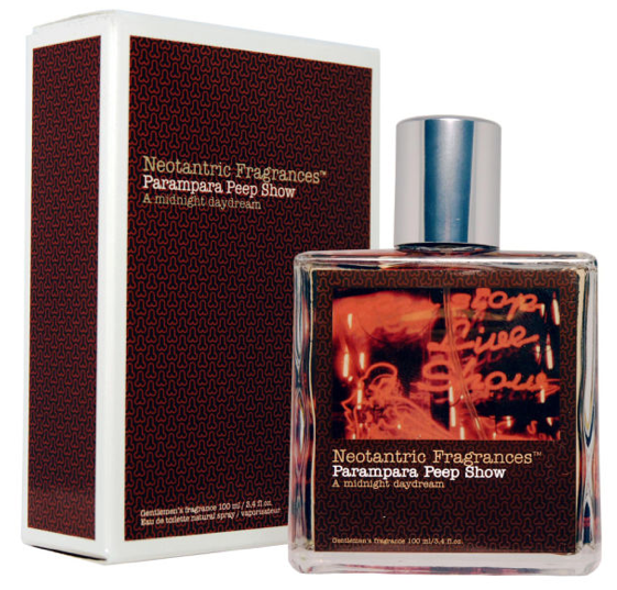 Primary image for NEOTANTRIC FRAGRANCES PARAMPARA PEEPSHOW - A MIDNIGHT DAYDREAM 3.4oz / 100ml