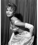 Brigitte Bardot B&W 1950's Pin Up 8x10 Photo (20x25 cm approx) - $9.75