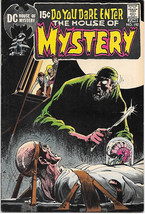 House of Mystery Comic Book #192 Neal Adams/ Wally Wood Art DC Comics 19... - $27.98