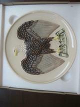 """""""Bald Eagle"""" Plate in bas relief by Goebel Germany Ltd Ed. 1975 Bicenten... - $17.82"""