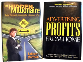 Hidden Millionaire, Advertising Profits from Home, 3 Steps to FAST Profi... - $14.40