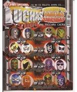 Lucha Libre Lot #1 WWE  Dr Wagner Ultimo Guerrero Rey Misterio Alebrije ... - $35.95
